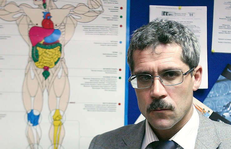 Ex-head of Moscow anti-doping laboratory Grigory Rodchenkov
