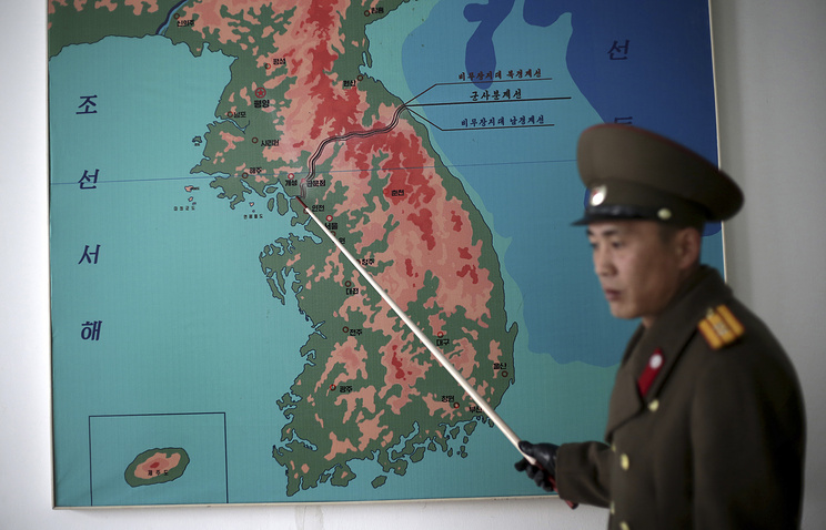 N. Korea Vows 'Physical Action' Against US Over Anti-Missile System