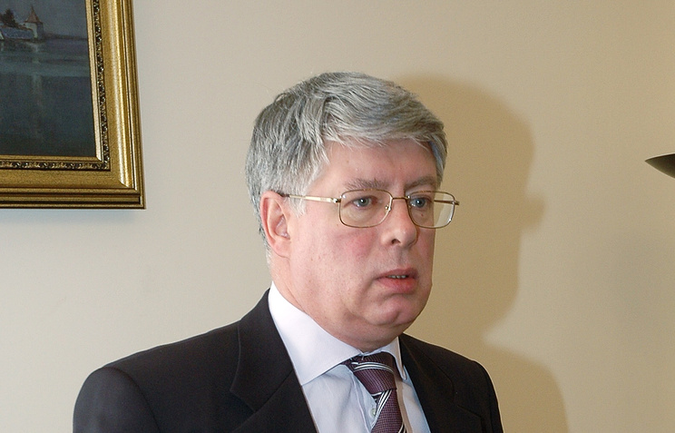 Alexey Borodavkin, Russia's permanent representative at the United Nations Geneva office and other Geneva-based international organizations