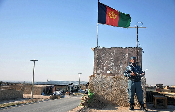 German consulate in northern Afghanistan comes under attack