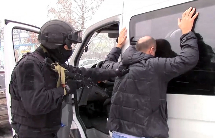 Russian Federation arrests 10 suspected terrorists