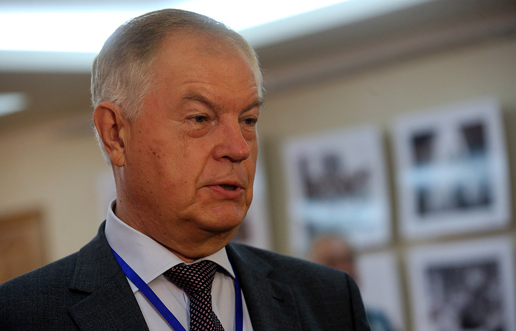 Russian Presidential Adviser on Climate Change Alexander Bedritsky