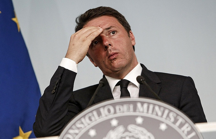 Referendum in Italy: Matteo Renzi defeated, Exit Polls Say