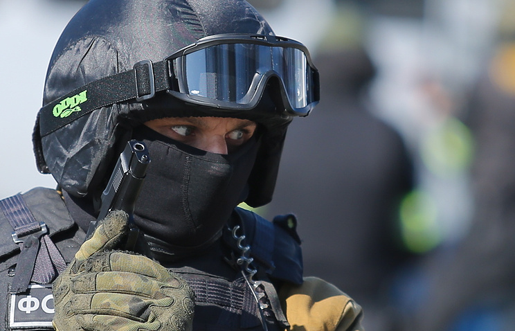Gunman breaks into Russian FSB office, kills 2