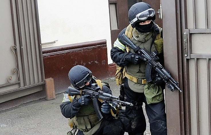 2 suspected IS adherents killed in Russia