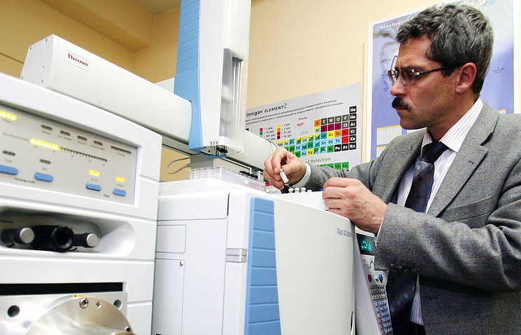 Former head of the Moscow anti-doping laboratory Grigory Rodchenkov