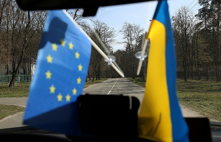 EU Delegation congratulates Ukrainians on visa waiver