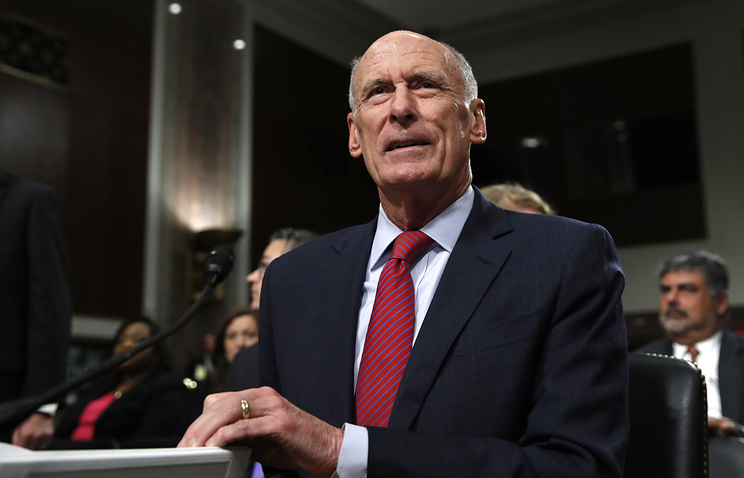 Director of US National Intelligence Dan Coats
