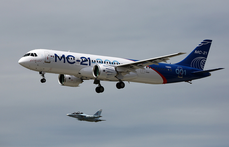 MC-21-300 aircraft