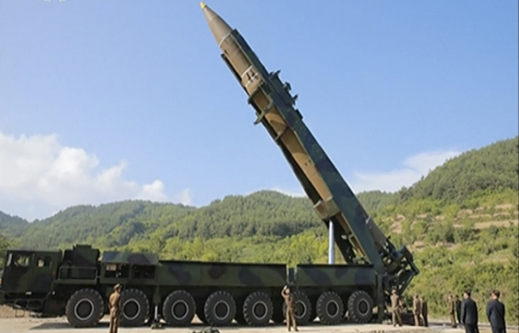 US says N.Korea's ICBM test escalates of threat