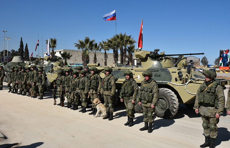 Russia Announces De-Escalation Zone North of Syria's Homs