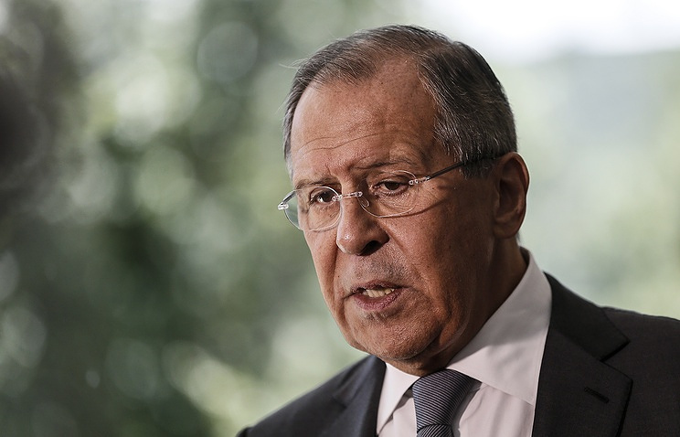 Lavrov hopes US will not interfere in Russian elections in 2018
