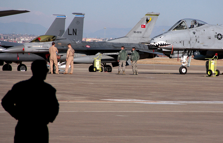 Turkey Arrests Suspected ISIS Member For Planning Attack on US Warplane