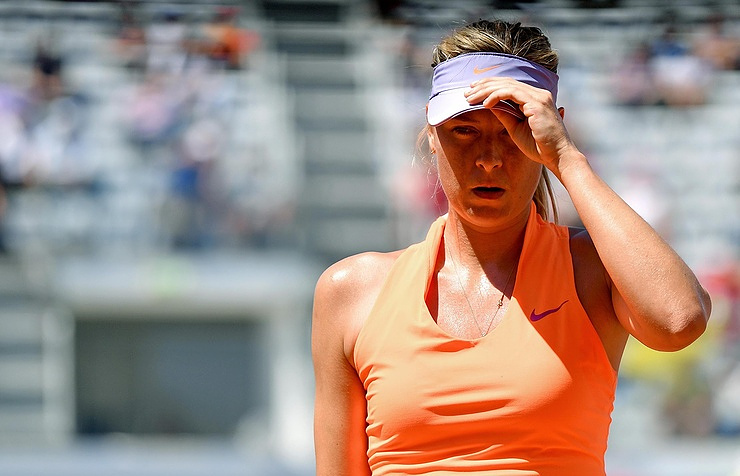 Maria Sharapova granted wildcard entry for US Open