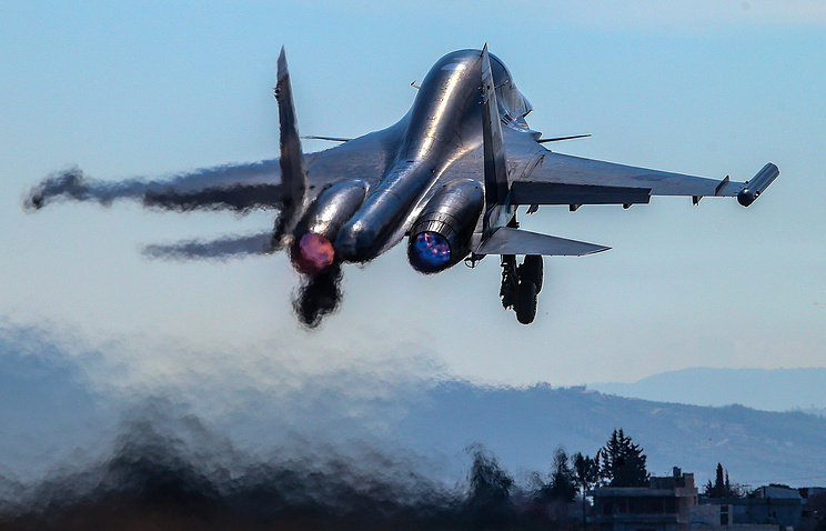 Russian Federation  reportedly accuses United States  of pretending to fight ISIS in Syria, Iraq