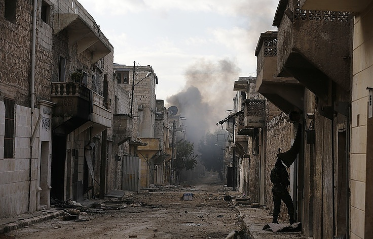 Russian Federation  accuses USA  coalition of hampering its anti-IS operation in Syria