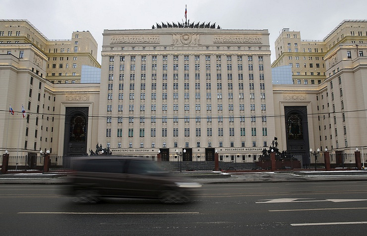 Russian Federation  says U.S.  providing cover for Islamic State in Syria