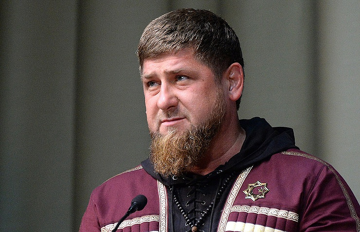 United States  sanctions Chechen leader Kadyrov under Magnitsky Act