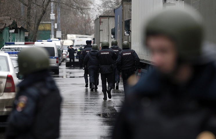 Police Say Former Factory Owner Killed Security Guard In Moscow
