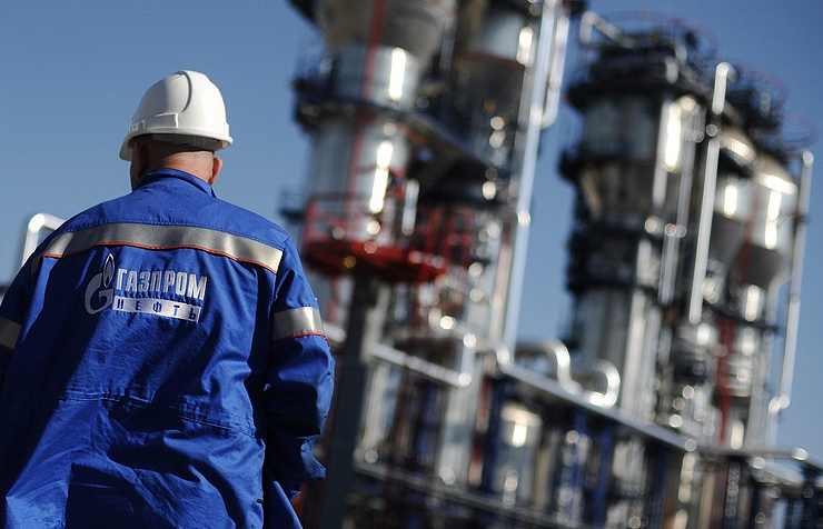 Gazprom interested in natural gas development projects in Argentina