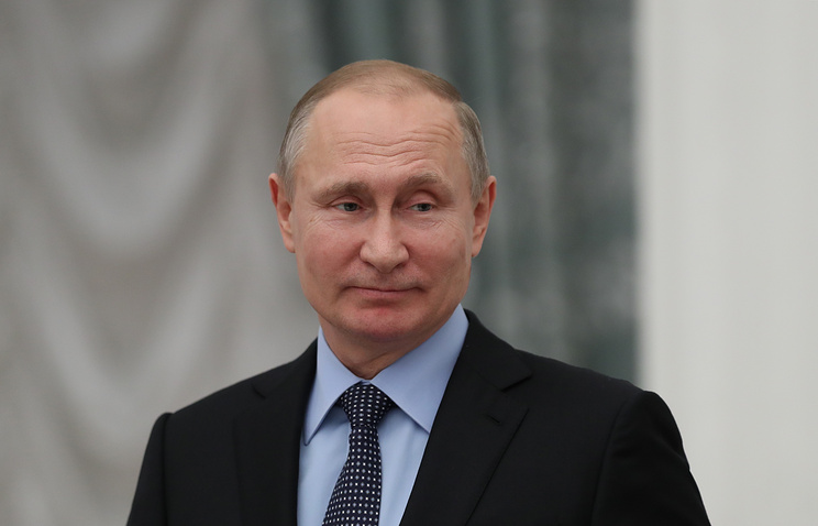 Russian presidential elections 2018: Vladimir Putin registers as candidate