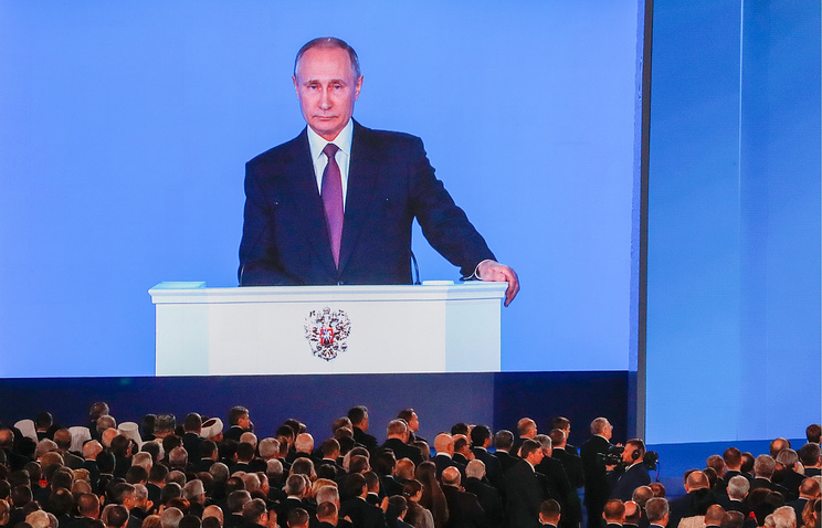 Putin talks of new weapons USA  can't best