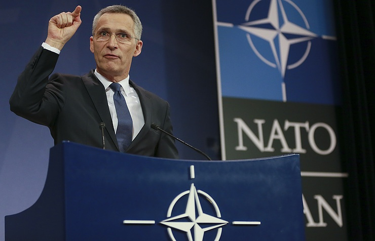 NATO Announces Expulsion Of Russia Diplomats Following Nerve Agent Attack