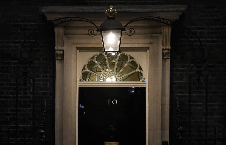 British Prime Minister's Office, 10 Downing Street