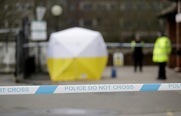 Independent inspectors confirm United Kingdom  nerve agent findings
