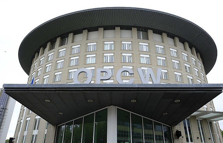 Britain calls for United Nations meeting on OPCW nerve attack findings