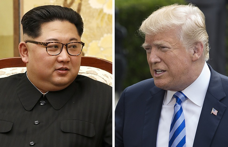 Trump, Kim Commit to 'Immediate Repatriation' of Korean War Missing class=