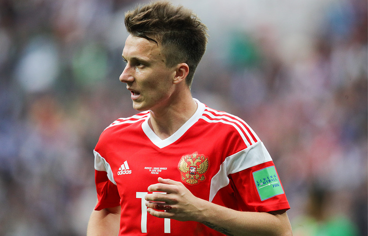 Image result for golovin world cup