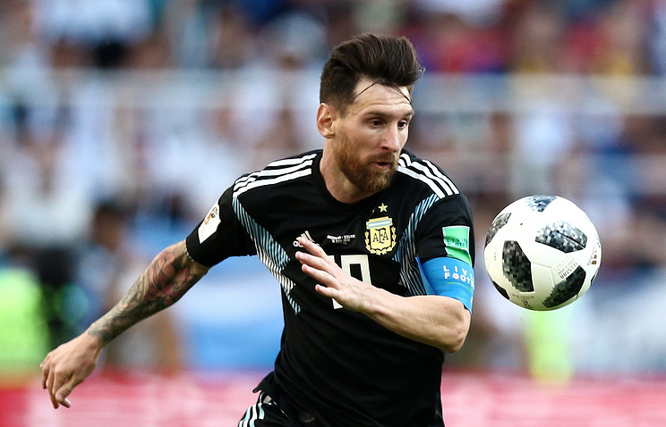 Lionel Messi messes up penalty as Argentina frustrated by resolute Iceland