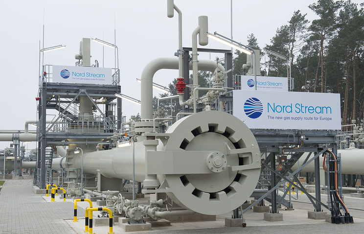 US pitches Europe its gas as alternative to Russia's