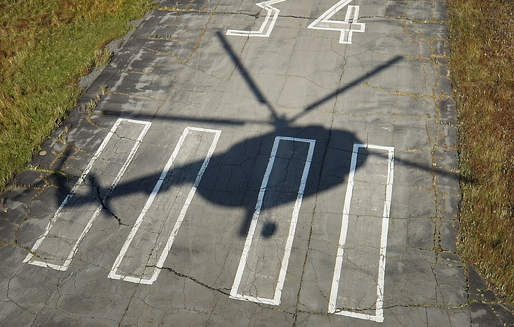 A Russian helicopter has crashed in Siberia killing 18 oil workers