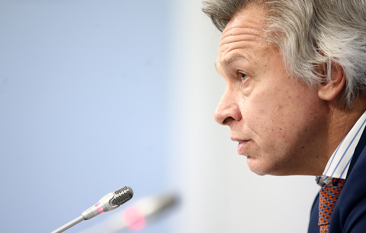 Russian Federation Council member Alexey Pushkov