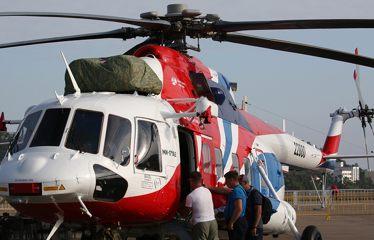 Mi-171A2 helicopter