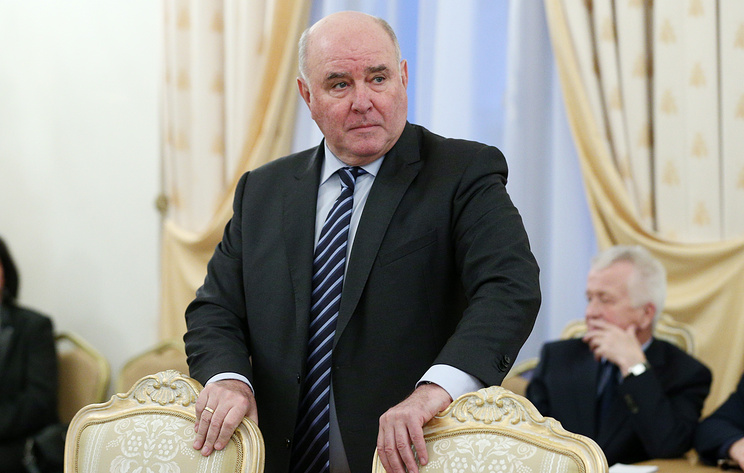 Russian Deputy Defense Minister Grigory Karasin