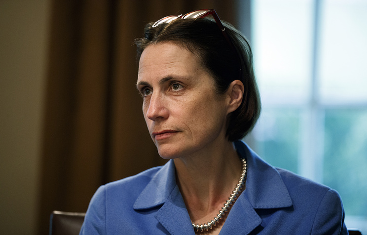 Special Assistant to the US President Fiona Hill