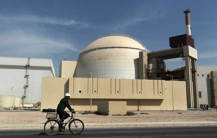 Iran to keep enriching uranium despite U.S. move: parliament speaker