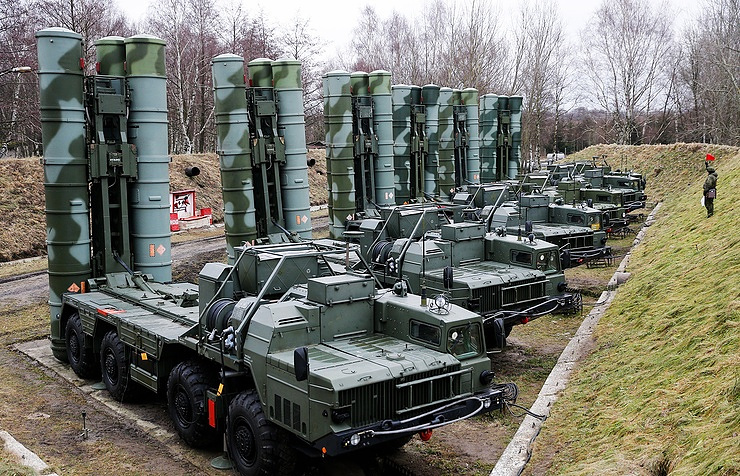 Russian Federation to deliver S-400 system to Turkey ahead of schedule