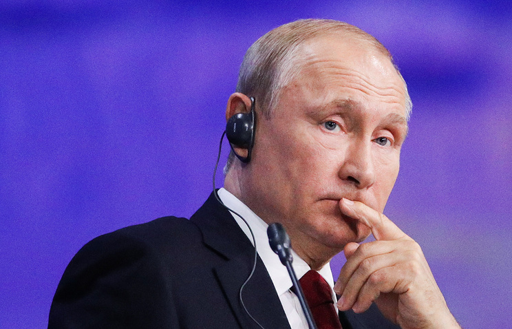 Vladimir Putin threatens to drop New START nuclear treaty