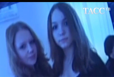 Screenshot TASS-TV