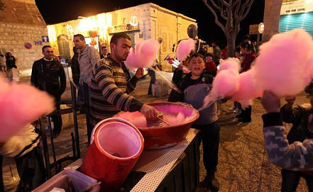 Christmas in Bethlehem. Photo EPA/ITAR-TASS