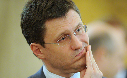 Alexander Novak, Photo ITAR-TASS