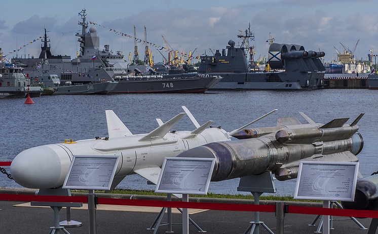 Kh-31PD and Kh-31AD anti-ship missiles Ruslan Shamukov/TASS